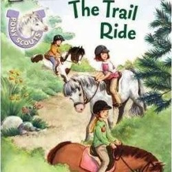 Pony Scouts: The Trail Ride (I Can Read!)
