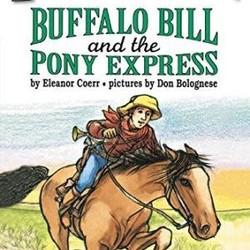 Buffalo Bill and the Pony Express (I Can Read!)