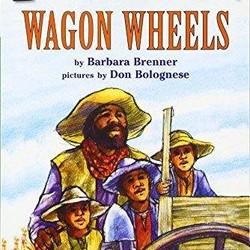 Wagon Wheels (I Can Read!)