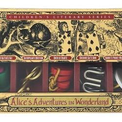 Alice In Wonderland Brainteasers