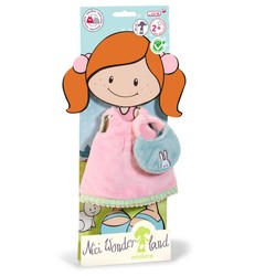 Nici Wonderland - Short Pink Dress and Handbag