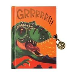 Locked Diary - Dinosaurs