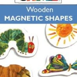 The World of Eric Carle - Magnetic Wooden Shapes Set