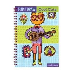 Flip & Draw Cool Cats