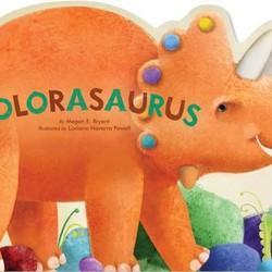 Colorasaurus - Board Book