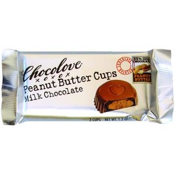 Peanut Butter Cups Milk Chocolate 1.2 oz (2 Cups)