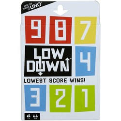 Lowdown Card Game