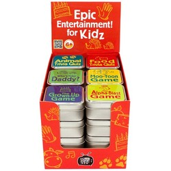 Epic Entertainment for Kidz - Game Assortment