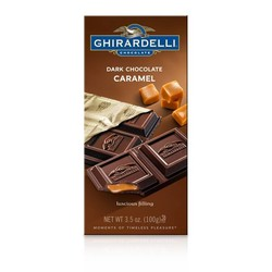 Dark Chocolate Caramel Bar 3.5 oz.