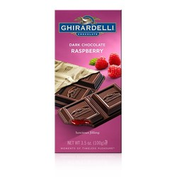 Dark Chocolate Raspberry Bar 3.5 oz.