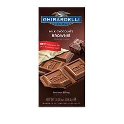 Milk Chocolate Brownie Bar 3.45 oz.