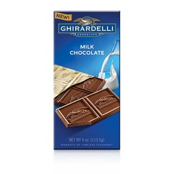 Milk Chocolate Bar 4 oz.