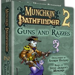 Munchkin Pathfinder 2: Guns and Razzes