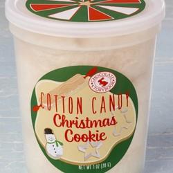Gourmet Cotton Candy - Christmas Cookie Seasonal