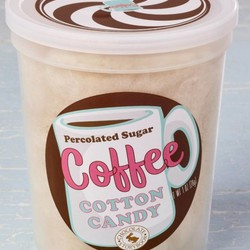 Gourmet Cotton Candy - Coffee