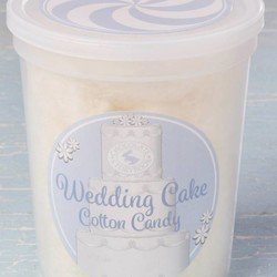 Gourmet Cotton Candy - Wedding Cake
