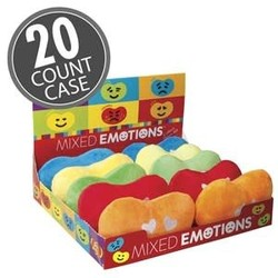 Jelly Belly Mixed Emotions Mini Plush