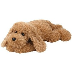 Beanie Babies Classic - Baylee Tan Dog - Large 16""