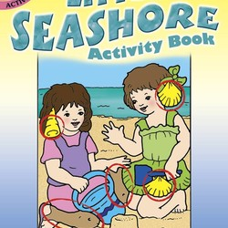 Little Seashore Activity Book