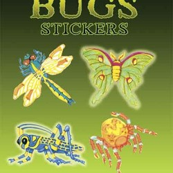 Glow-in-the-Dark Bugs Stickers