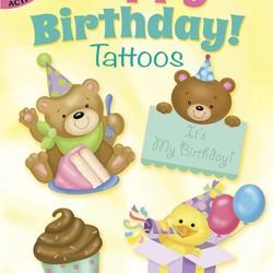 Happy Birthday! Tattoos