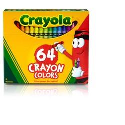 Crayola Crayons 64 Count