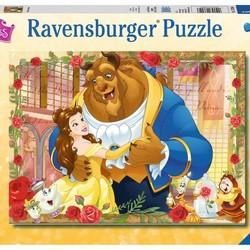 Belle & Beast - 100 Piece Puzzle