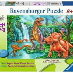 Dino Falls - 24 Piece Floor Puzzle