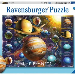 The Planets - 100 Piece Puzzle