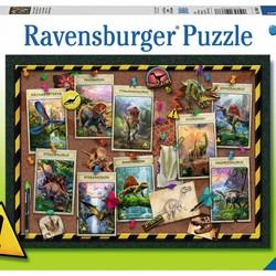 Dinosaur Collection - 100 Piece Puzzle