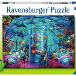 Aquatic Exhibition - 200 Piece Puzzle