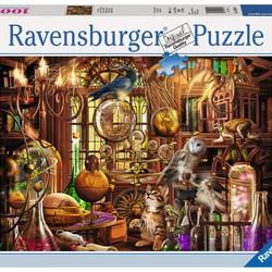 Merlin's Laboratory - 1000 Piece Puzzle