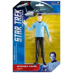"""Spock 6"""" Bendable"""