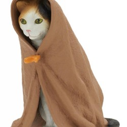Kitan Club: Cat in a Blanket Blind Box