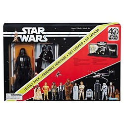 "Star Wars Black Series 6"" - 40th Anniversary Collector's Set"