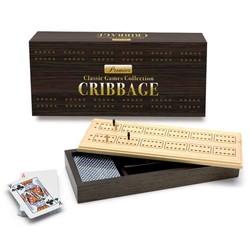 Premier Cribbage Board Boxed