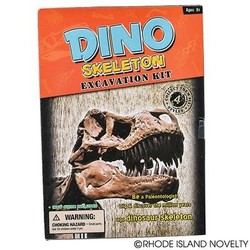 Dinosaur Deluxe Fossil Excavation Kit