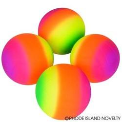 """6"""" Rainbow Vinyl Ball"""