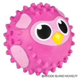 """5"""" Owl Knobby Ball"""