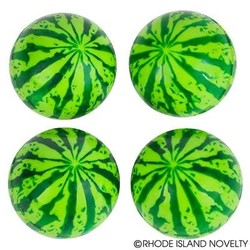"1.75"" 43mm Watermelon Hi Bounce Ball"