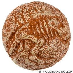 "2.5"" Dino Fossil Foam Ball"