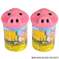 "3.75"" Pig Noise Putty"