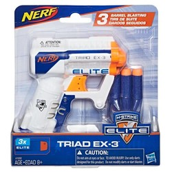 Nerf - N-Strike Elite Triad Ex3