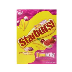Big Starburst ® Fave Reds Candy Gift Box