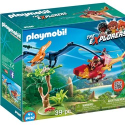 Dinosaurs - Adventure Copter with Pterodactyl