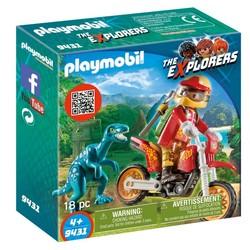 Dinosaurs - Motocross Bike with Raptor