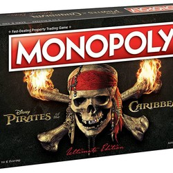 Monopoly - Pirates of the Caribbean