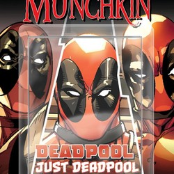 Munchkin: Deadpool - Just Deadpool