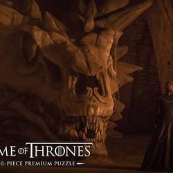 Game of Thrones - Balerion Black Dread Puzzle - 1,000 pc.