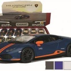 "5"" Diecast Lamborghini Huracan LP610 Matte"